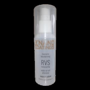3C Nanocoatings RVS voor RVS en aluminium