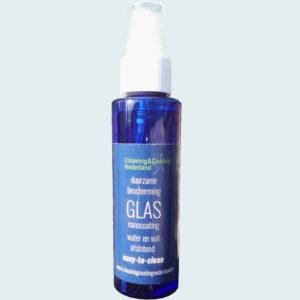 nanocoating glas 100ml voor optimale bescherming