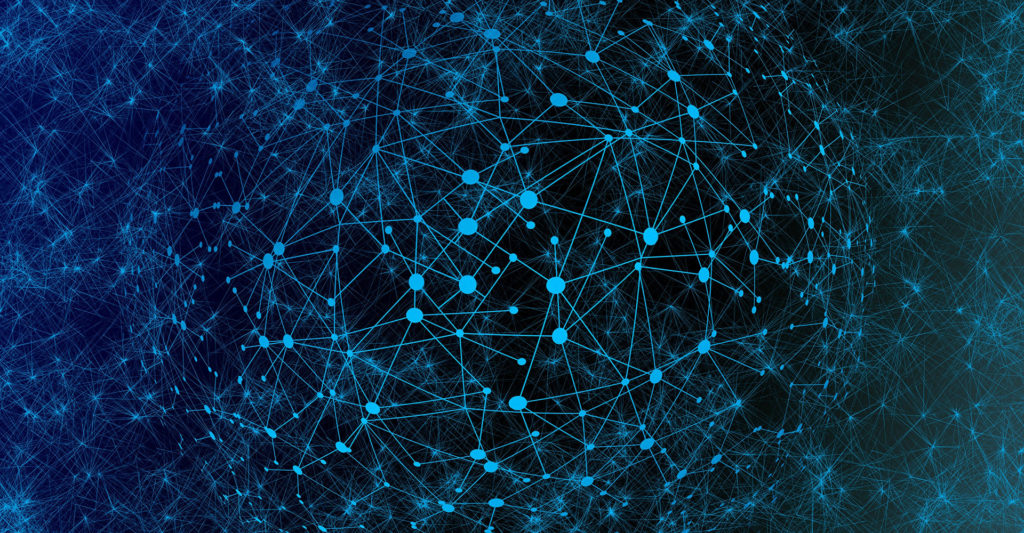 nanocoating maakt een netwerk dat ondoordringbaar is